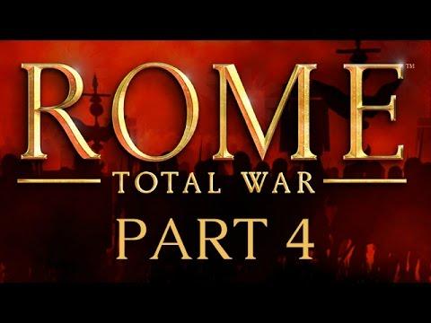 Rome: Total War - Part 4 - The Battle of Patavium