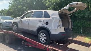 Страховой случай при доставке с аукциона Copart. Авто из США вместе с 7motors.