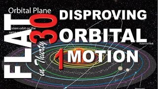 FLAT EARTH: Disproving Orbital Motion ~ theMorgile (Part 1/2)