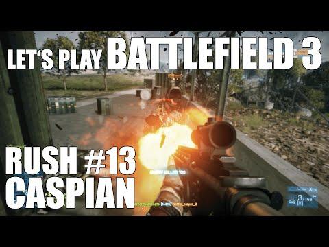 Caspian Boarder - Battlefield 3 Rush #13   Caspian