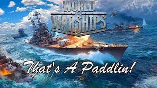 видео World of Warships