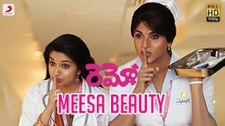 Remo - Meesa Beauty Telugu Video | Sivakarthikeyan, Keerthi Suresh | Anirudh Ravichand(Song - Meesa Beauty Movie - Remo Telugu Singer - Ranjith Lyrics - Shree Mani Starring - Sivakarthikeyan, Keerthi Suresh Direction - Bhagyaraj Kannan ..., 2016-11-01T15:11:34.000Z)