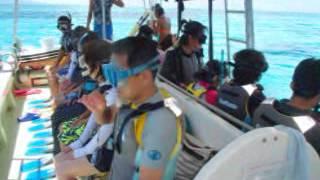 石垣島マリンタイムの一番人気のコースは、体験釣りも浜島も、 シュノー...