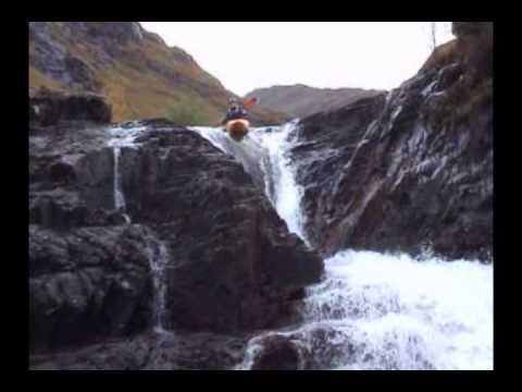 Scotland creeking video 2006