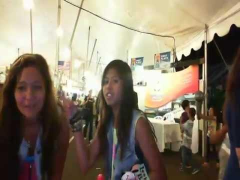 Kauai County Fair fun cam Aug 25, 2012