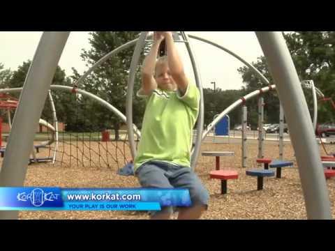 Sky Rider Moving Playground Equipment