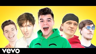 YouTubers Sing Happier by Marshmello