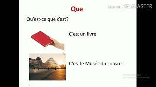 Belajar Bahasa Prancis : Kalimat Tanya Bahasa Prancis (part 1) ❓❓