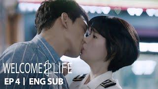 Jung Ji Hoon Kisses Lim Ji Yeon! [Welcome2Life Ep 4]
