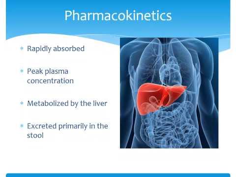 Viagra pharmacokinetics