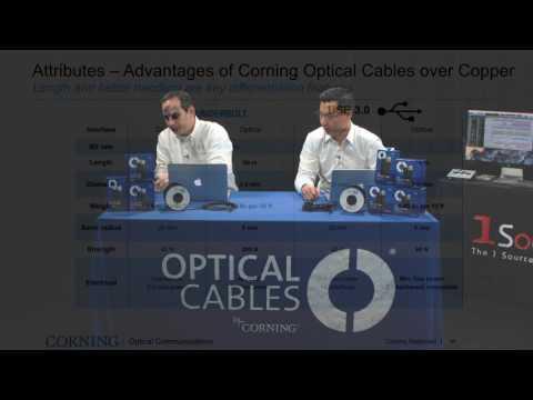 Corning Optical Cable Training