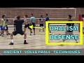 DHALISM DEFENSE - Ancient Volleyball Techniques #17