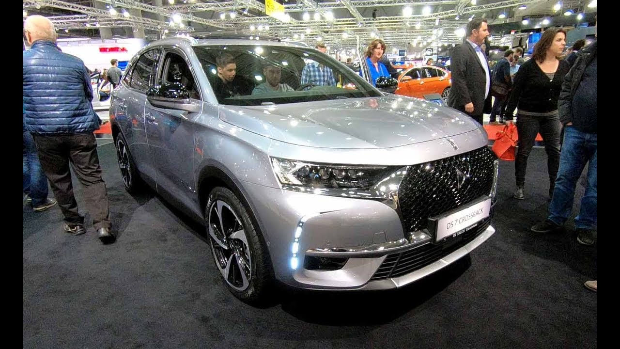 citroen ds7 crossback opera rivoli new model 2018 luxus suv walkaround interior youtube. Black Bedroom Furniture Sets. Home Design Ideas