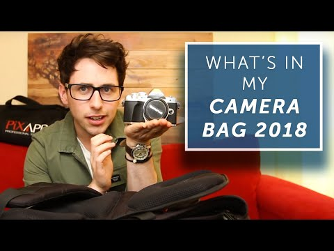 What's In My CAMERA BAG 2018 (Ethiopia Edition)