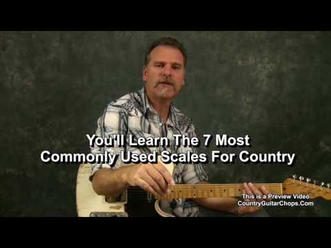 Beginner Country Lead Guitar Lesson