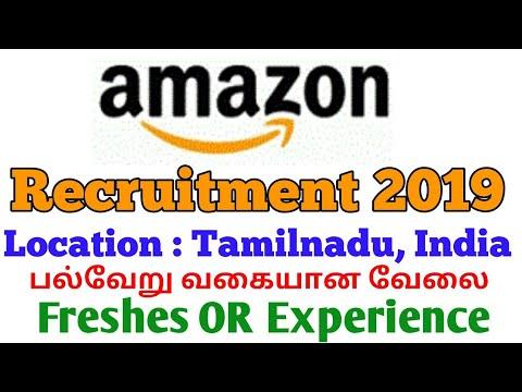 Amazon Direct Recruitment