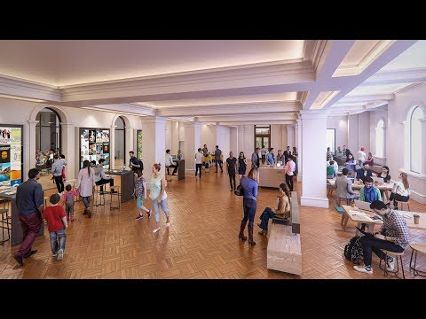 $3.5 million investment in our Library's future