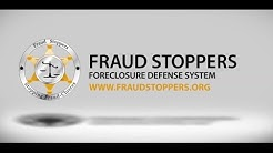 FRAUD STOPPERS PMA Quiet Title and Wrongful Foreclosure Lawsuit Packages
