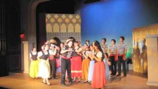The Gondoliers: Act I, No. 1: Opening Chorus (Part 2 of 2)