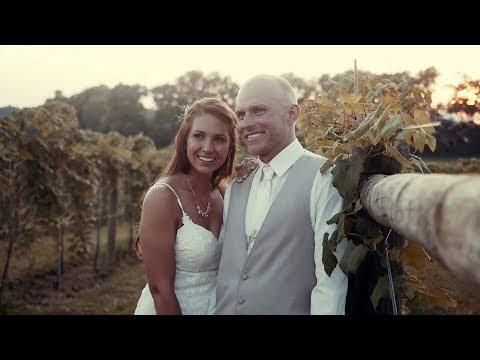 Katie + Jake: The Taft Wedding