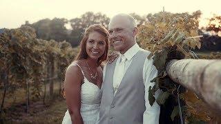 Katie + Jake | Taft Wedding