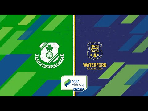 Premier Division GW12: Shamrock Rovers 6-1 Waterford