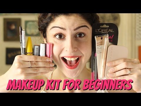 Makeup Starter Kit For Beginners