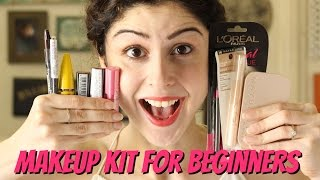 GIVEAWAY + Makeup Starter Kit For Beginners!!!