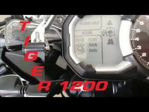 Tiger 1200 Volta De Reconhecimento