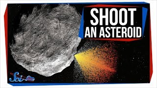 We Just Shot an Asteroid... for Science! | Space News