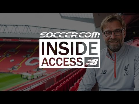 Jürgen Klopp shares his secrets to coaching success