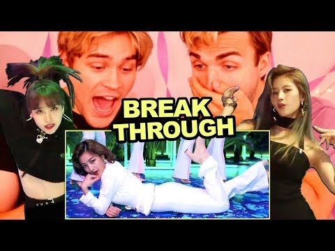 TWICE「Breakthrough」Music Video Reaction!!!