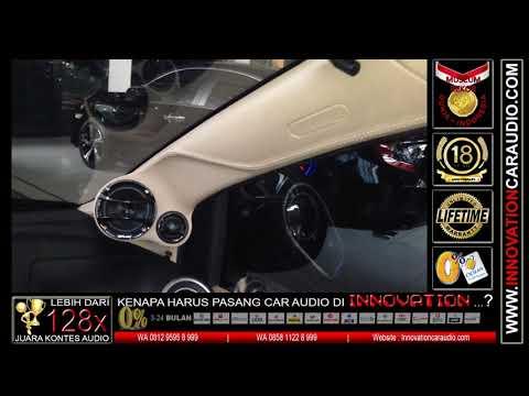 Paket audio mobil Brio | 1 hari pengerjaan | Innovation car audio Jakarta