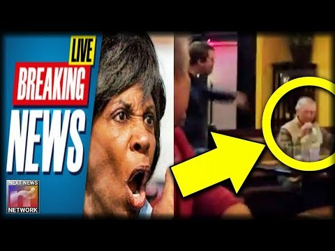 BREAKING: Maxine Waters HUMILIATED After ANGRY DEM MOB Confronts McConnell in Restaurant