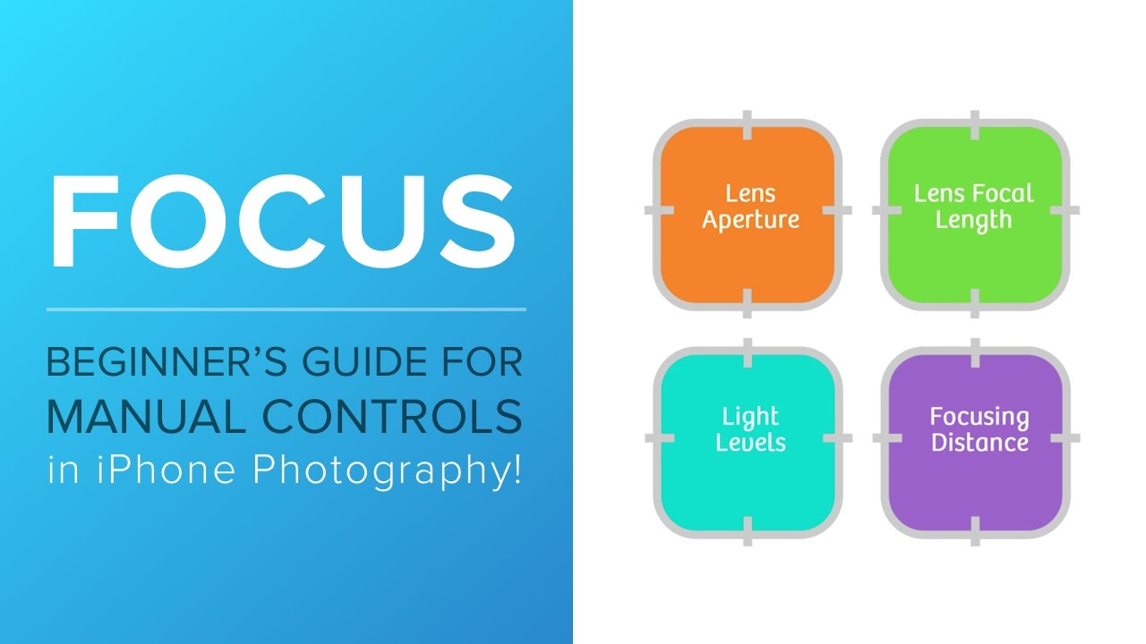 a beginner s guide for manual controls in iphone photography focus rh youtube com Photography Ideas Photography Ideas