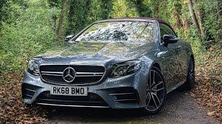 2018 Mercedes-Benz E53 AMG: