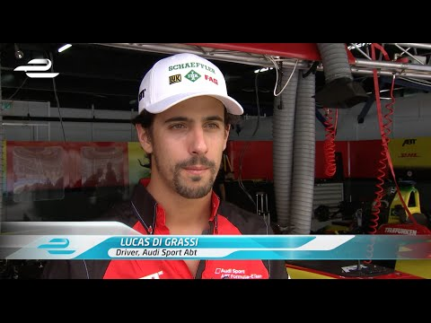 Lucas di Grassi Putrajaya ePrix pre-race interview