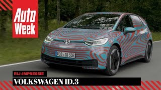 Volkswagen ID.3 - AutoWeek Review - English subtitles