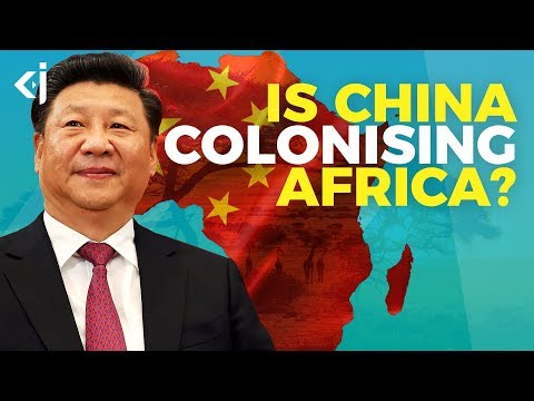 Is CHINA colonising