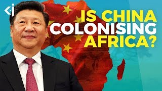 Is CHINA colonising AFRICA? - KJ Vids