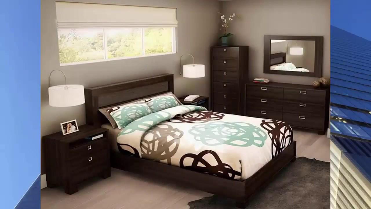 Schlafzimmer Ideen Braun - YouTube