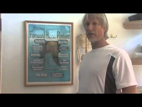 Santa Cruz Chiropractor on Forward Head Posture