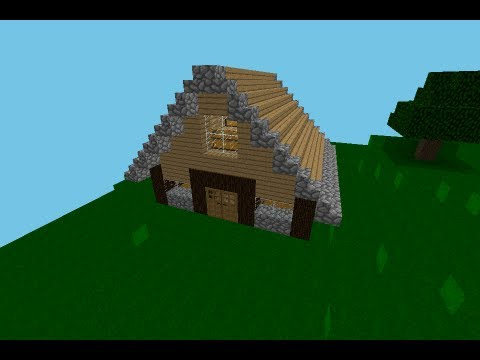timelapse construire une belle et utilitaires maison  YouTube