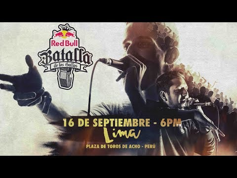 Final Nacional Perú 2017 - Red Bull Batalla de los Gallos