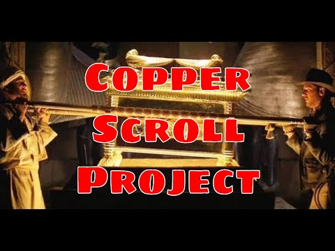 Ark Of The Covenants SECRET Location: Copper Scroll Project