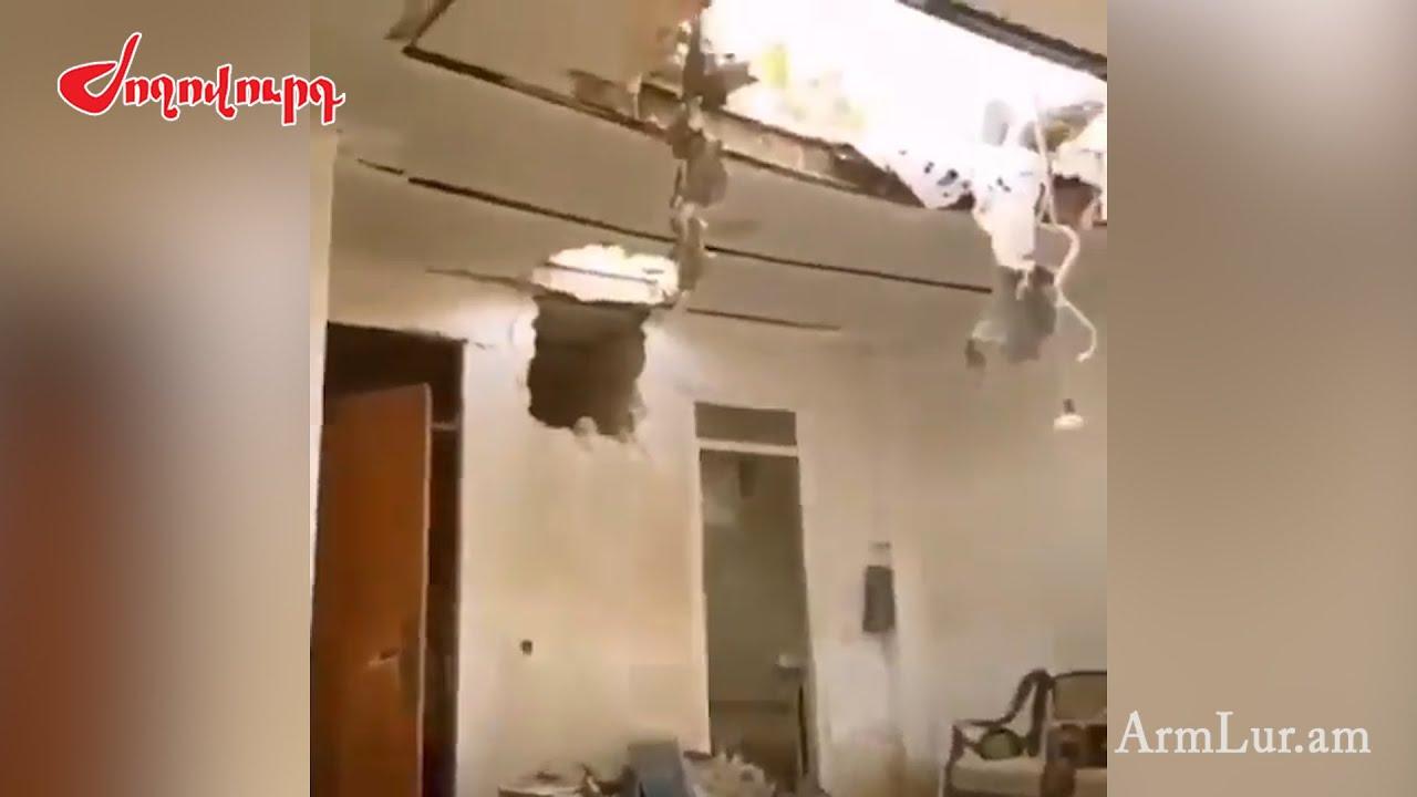Տեսանյութ.Ադրբեջանը կրակ է բացել իրանցի խաղաղ բնակիչների տների ուղղությամբ