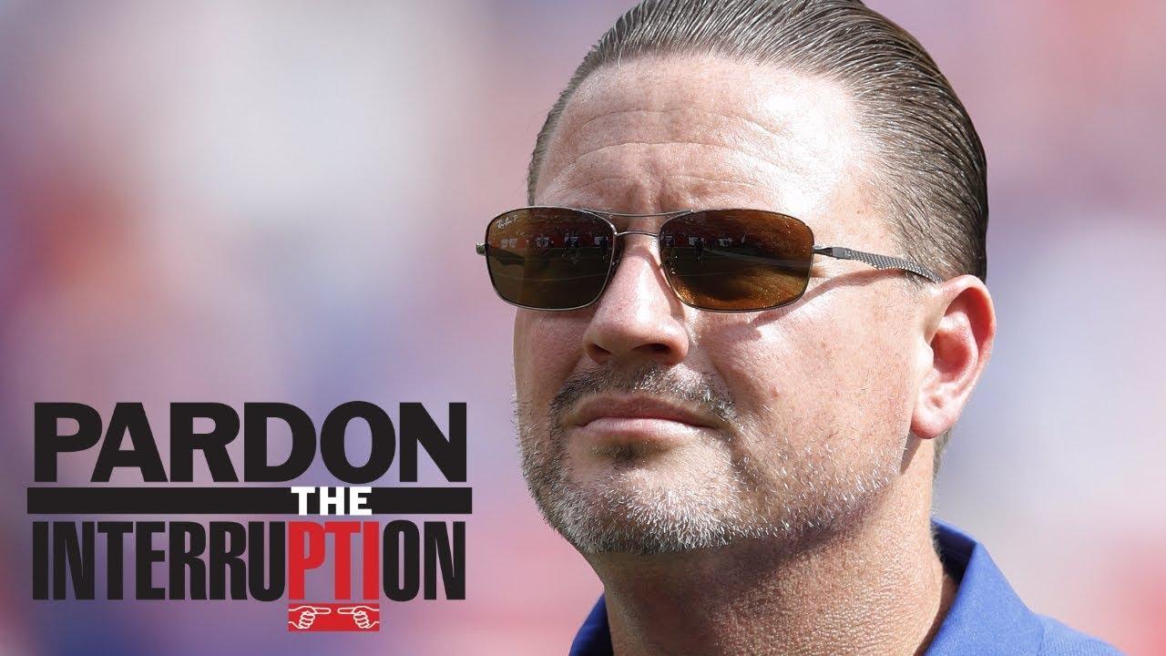 Has Ben McAdoo lost the Giants locker room? | Pardon The Interruption | ESPN