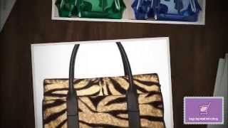 видео Мода на вязаные сумки от Prada