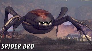 New Vegas Mod: Spider Bro!