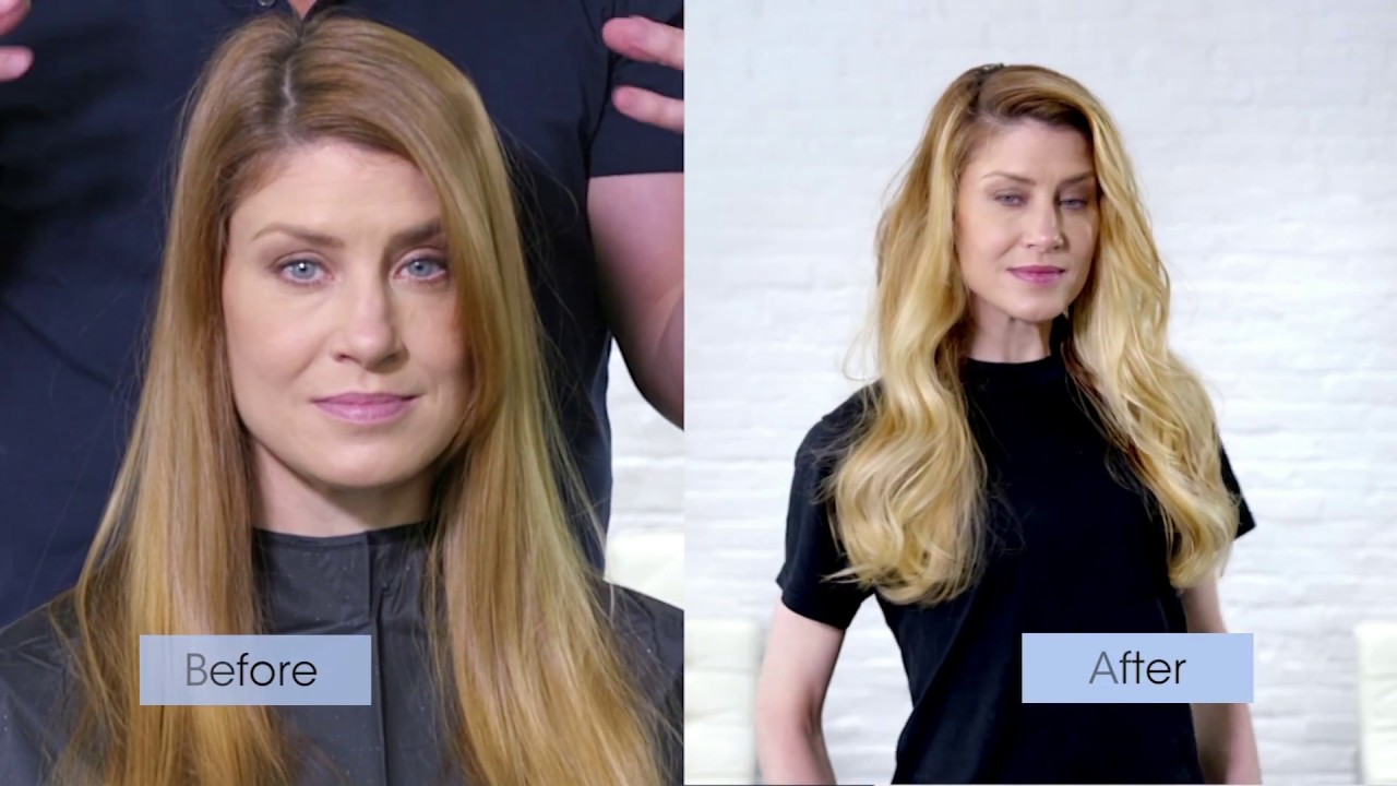 How To Diy Blonde Hair At Home